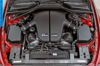 bmw m6 engine - صور محرك بي ام دبليو m6