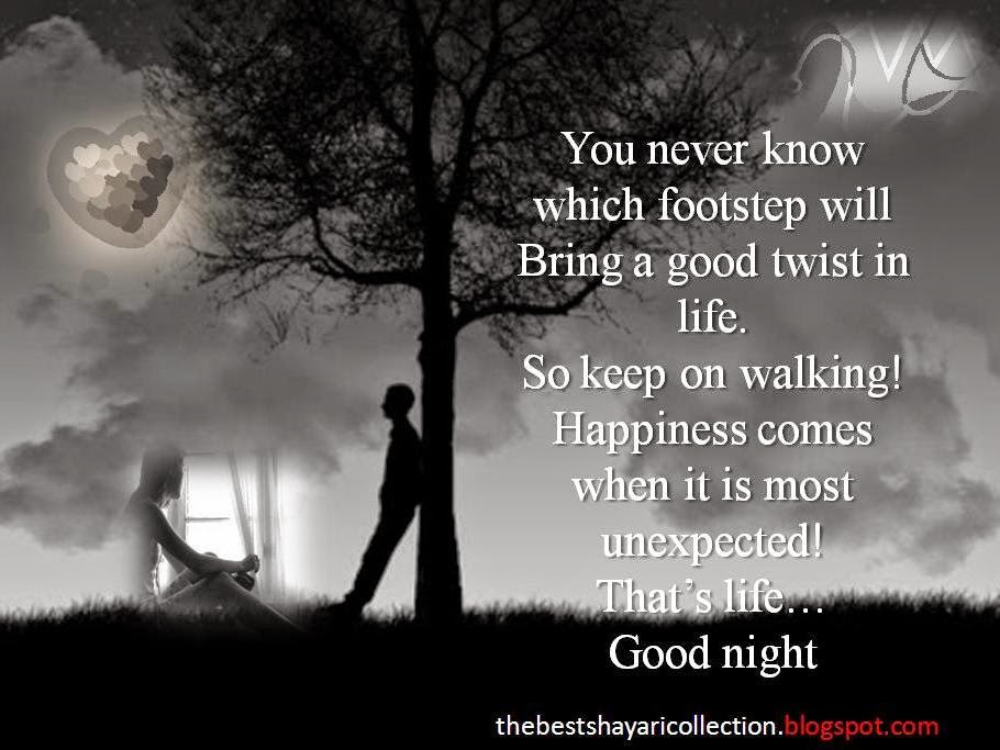 Good Night Sms Shayari Image Good Night Sms For bf gf