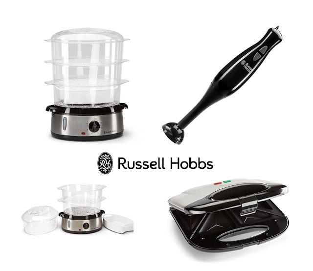 Pequenos Domésticos Russell Hobbs