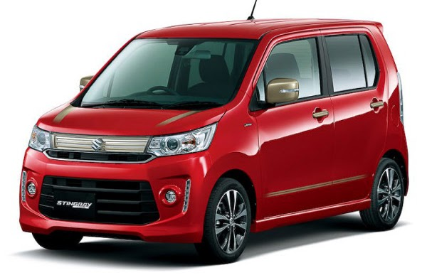 suzuki wagon r stingray j emas