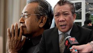Jangan terpedaya hasutan Tun M, nasihat Bung Mokhtar