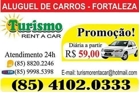 RENT A CAR - Aluguel de carros em Fortaleza