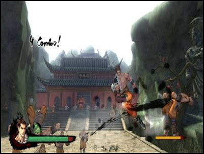 Kung Fu Strike: The Warrior's Rise Screenshot 2