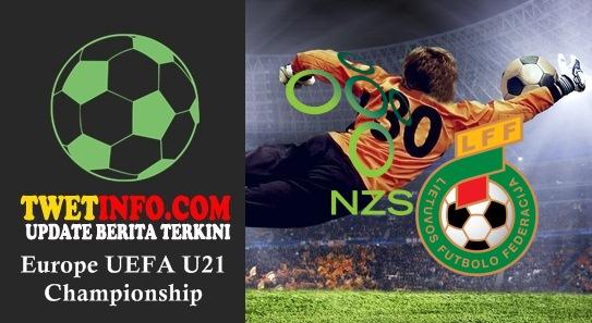 Prediksi Slovenia U21 vs Lithuania U21, UEFA U21 04-09-2015