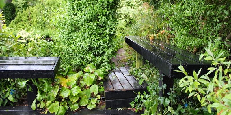 Haven i Hune, Den olympiske have