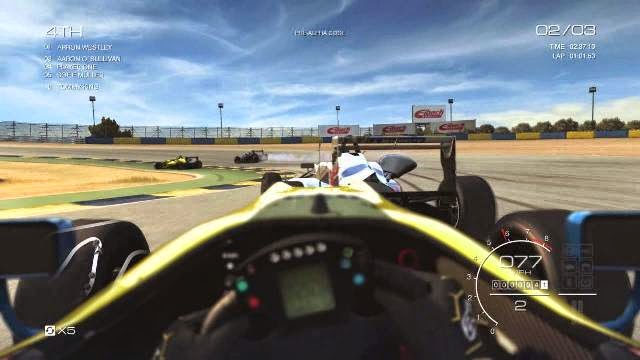 GRID Autosport PC Game full version
