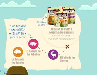 Gratis Purina Adventuros