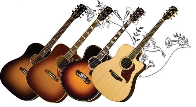 5 Tips Memilih Gitar Akustik Yang Baik