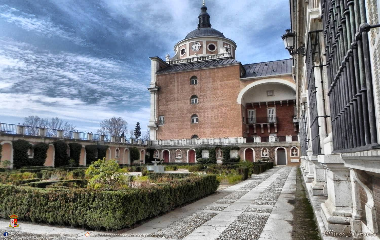 Estampas de aranjuez el jardin del rey for El jardin de aranjuez