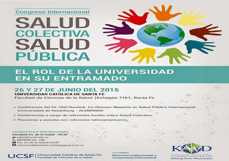 Congreso Internacional sobre Salud