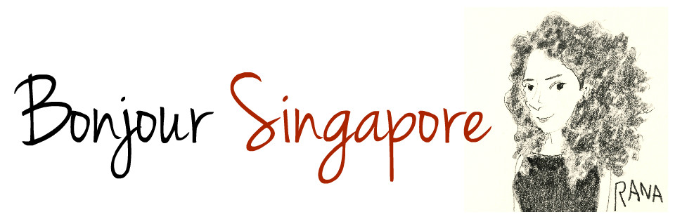 Bonjour Singapore: Fashion blog with a focus on Asia