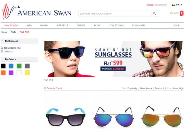American-Swan-Online