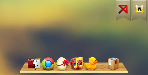XWindows Dock version: 2.0.3 | Dream World