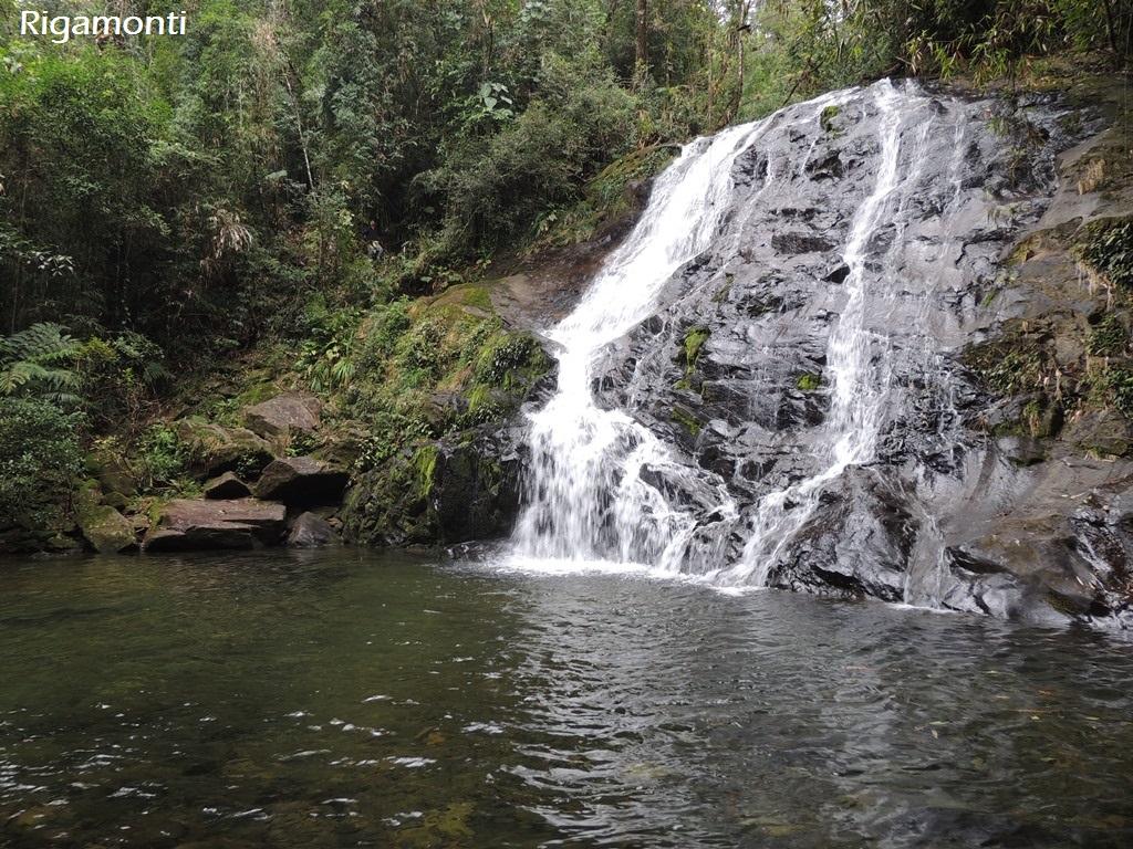 Água, recurso abundante na Reserva