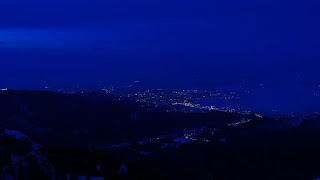 Brasov Seen from Piatra Mare