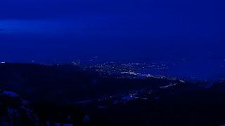 Brasov Seen from Piatra Mare