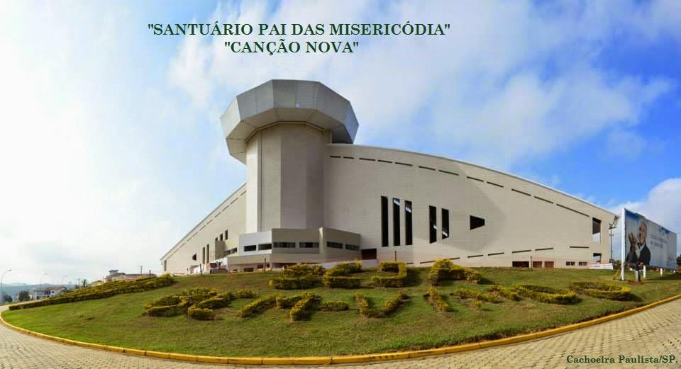 """Santuário """"PAI DAS MISERICÓRDIAS"""""""