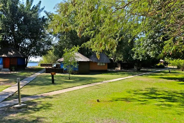 Kalizo Lodge Namibia