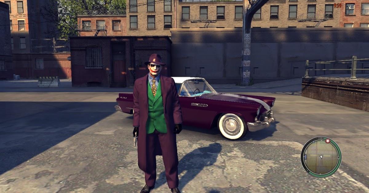 Best mafia 2 joker mod also works on demo - How to download mafia 2 ...