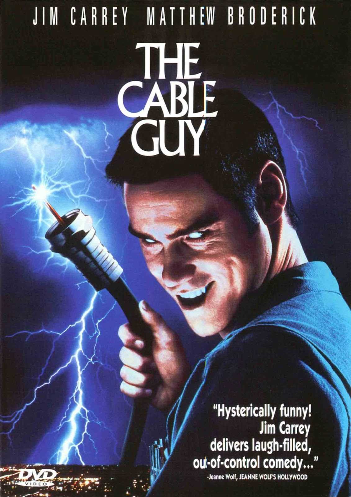 kaiser critics the cable guy 1996