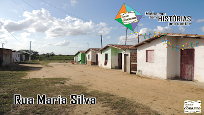 Rua Maria Silva