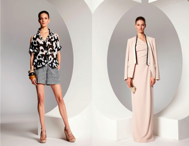 Sophisticated Escada's Spring Lookbook 2013