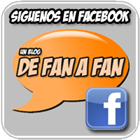 "Sigue a ""DE FAN A FAN"" en Facebook"