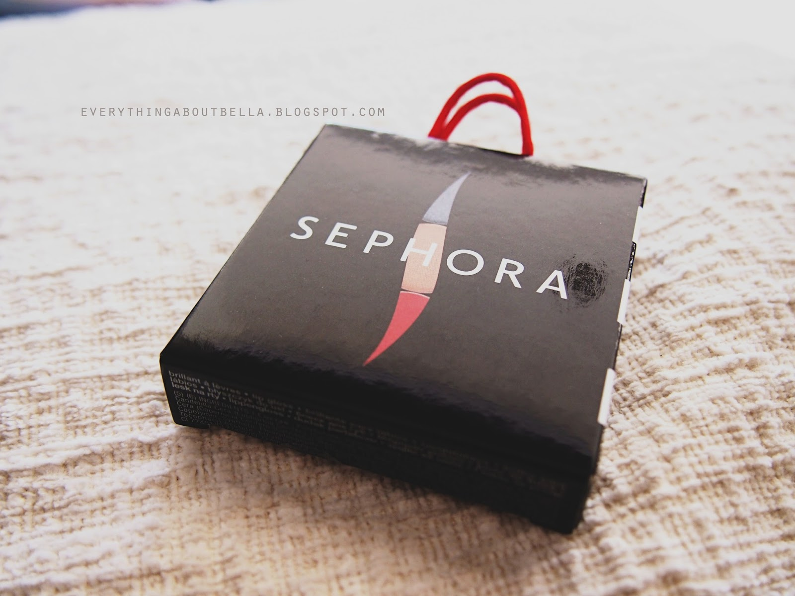 Review Sephora Birthday Gift Palette