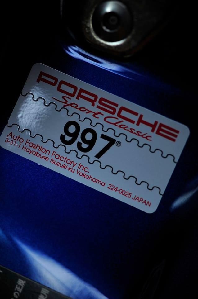 PORSHE 911 後期 カレラ S  3,8  6MT という選択