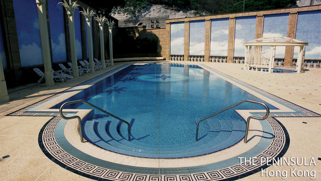 Arquitetura piscinais mais bonitas do mundo cores da casa for Imagenes de piscinas bonitas