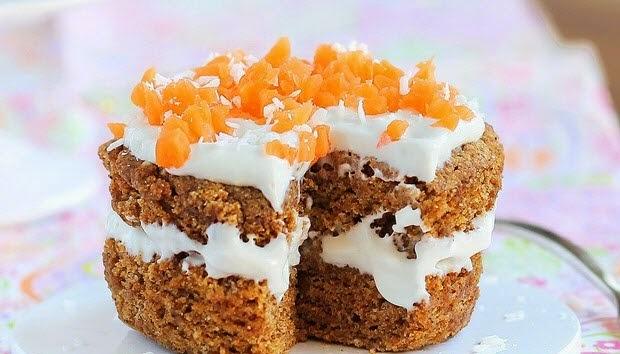 The Carrot Cake (Bánh Cà Rốt)2