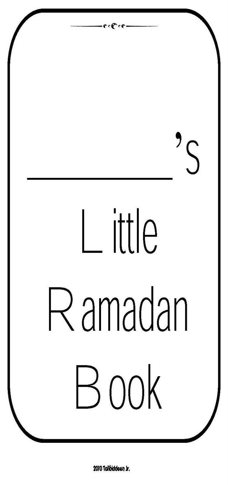 Coloring pages ramadan - If You Are Looking A Simple And Beautiful Way To Narrate To Your Kids About Ramadan Talibiddeen Jr Companion Blog Has Got This Wonderful Coloring Book As