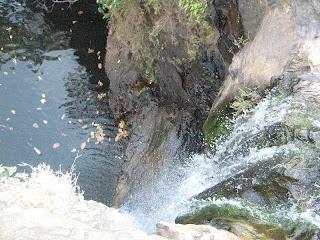 Apsara Falls at Pachmarhi