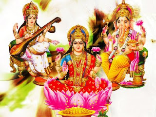 Diwali Idols Lakshmi ganesh Wallpapers