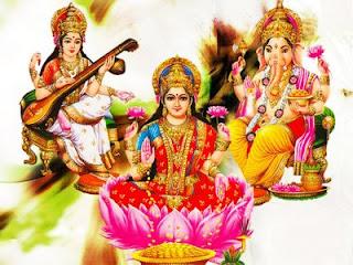 Diwali Idols Lakshmi ganesh Wallpapers