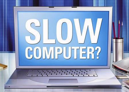penyebab cara mengatasi komputer dan laptop yang lemot, lelet atau lambat
