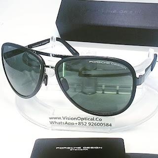 Porsche Design Aviator Sunglasses P8508 P8567