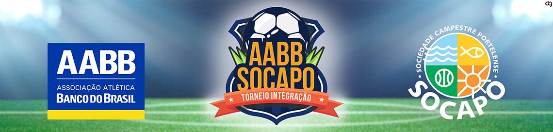 Torneio Integração AABB/Socapo 2017