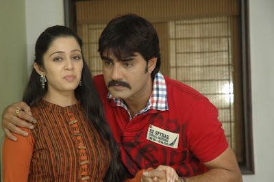 Srikanth Charmi Stills Pics Photos @ Sevakudu Movie show stills