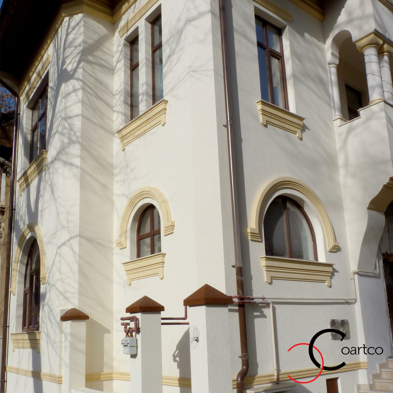 Profile Polistiren, Renovari, Case Istorice, Casa Neoromaneasca