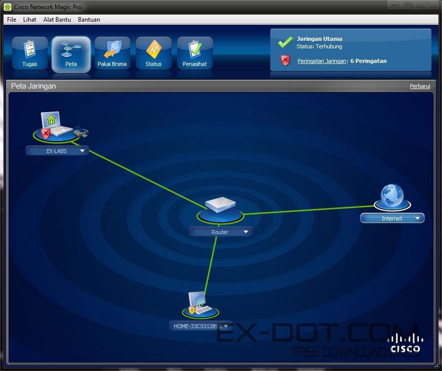 Cisco Network Magic Pro 55091950 free - Download