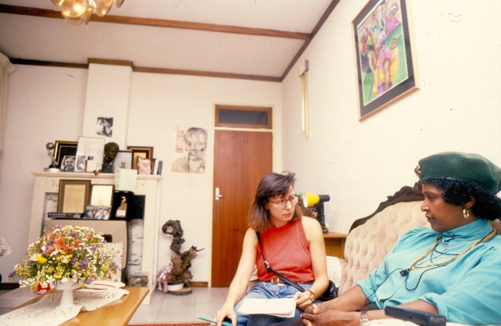 Los personajes que conoci cuaderno de periodismo de pepa for Para su casa