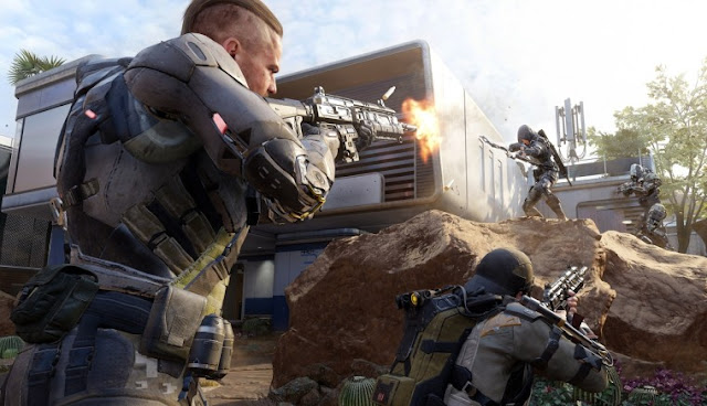 News Update On PC Gaming : Call of Duty: Black Ops III Beta Now Open To All On Xbox One And PC