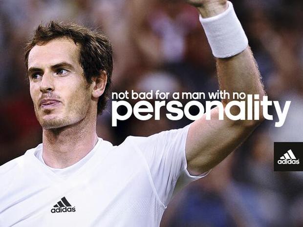 Nike quiere robarle al tenista Andy Murray a su eterno rival adidas