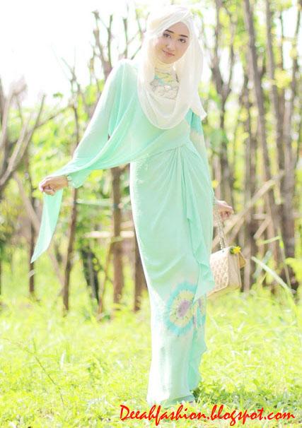 Baju Pastel ala Dian Pelangi Trend Fashion 2013