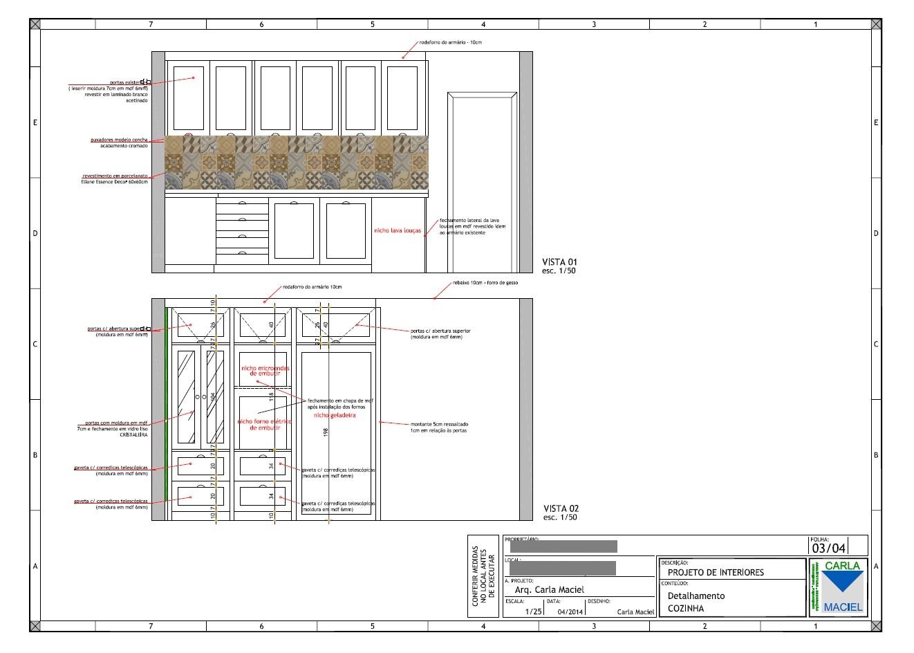 blog de decoração Arquitrecos: Projeto On line #1161B5 1322 944