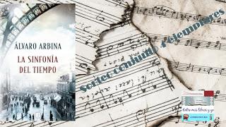 Sorteo: La sinfonía del tiempo en De lector a lector