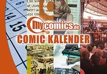 Comic Kalender