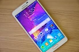 Harga dan Spesifikasi HP Samsung Galaxy Note 4