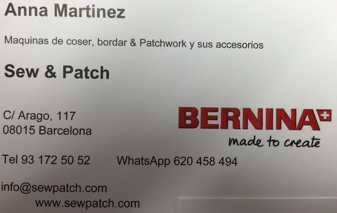 SEW & PATCH en Barcelona Centro